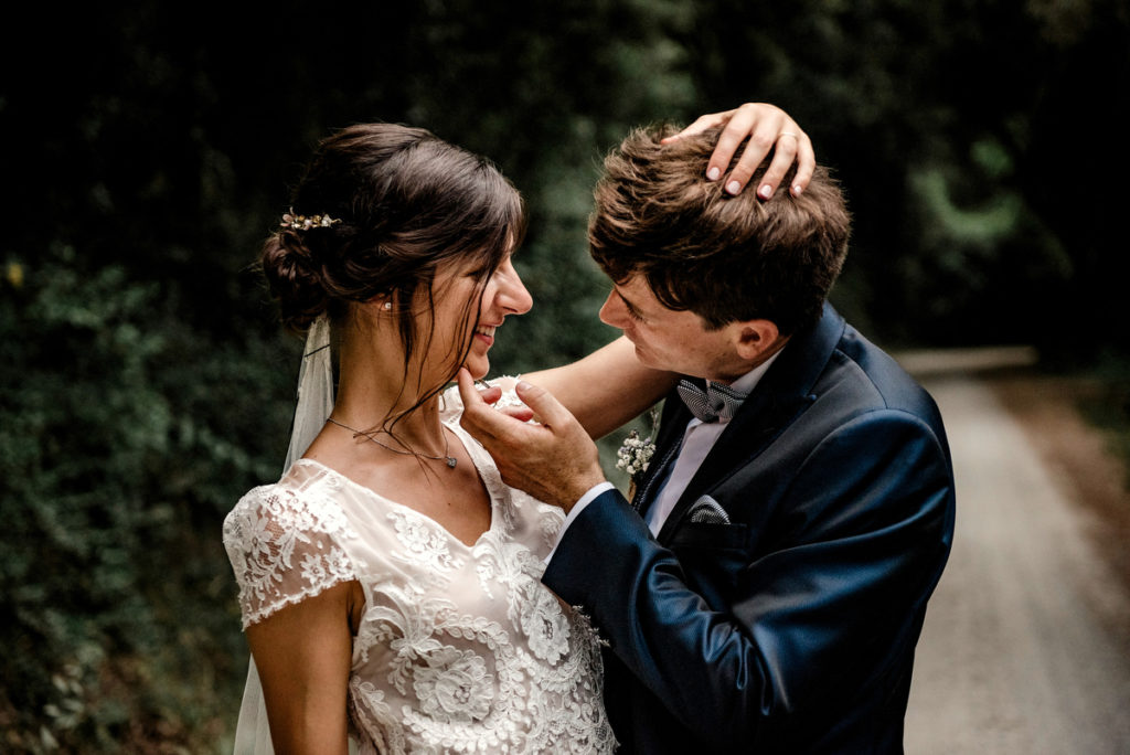 caricias entre la pareja